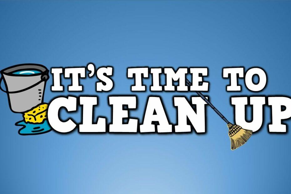 Gemeenschap - clean up